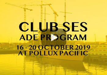 Club SES X ADE program video